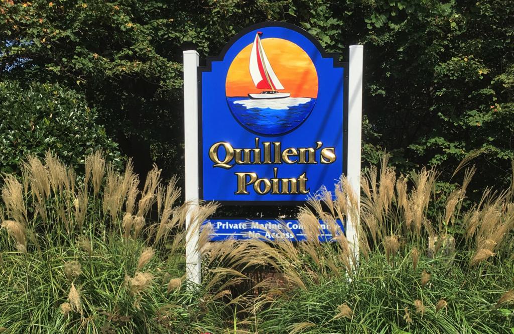 Quillen's Point
